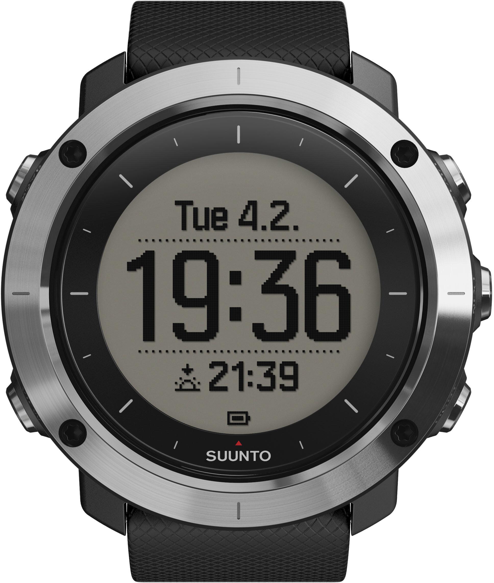 3ba6c28f5 Suunto Traverse GPS Outdoor Watch black
